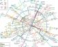 Een nieuwe metrokaart voor Parijs