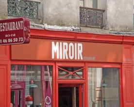 Eten en drinken parijsmagazine page 2 for Restaurant le miroir