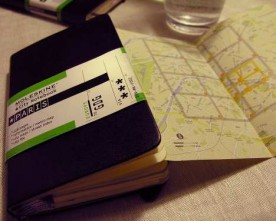 Moleskine City Notebook Parijs