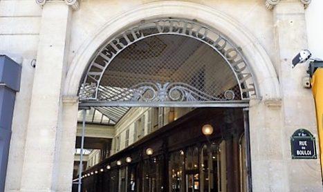 de Passages van Parijs