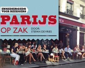 Een nieuwe reisgids: Parijs op zak