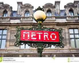 Bijzondere metro ingangen