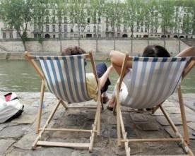 Zomerse hotspots in Parijs