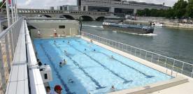 Drijven in de Seine
