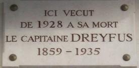 Het Parijs van Alfred Dreyfus