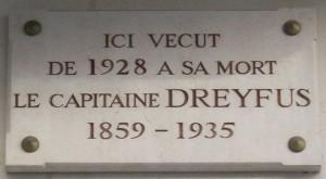 plaquette rue des Renaudes
