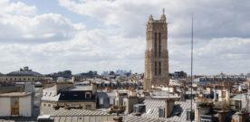 Tour Saint Jacques: Mooi uitzicht over Parijs